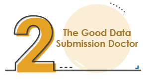 #2 - Good Data Submission Doctor