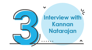 #3 - Interview with Kannan Natarajan