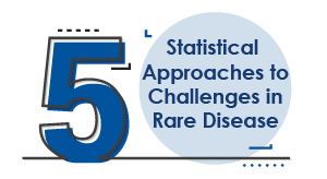 #5 - Statistical Approaches to Challenges in Rare Disease