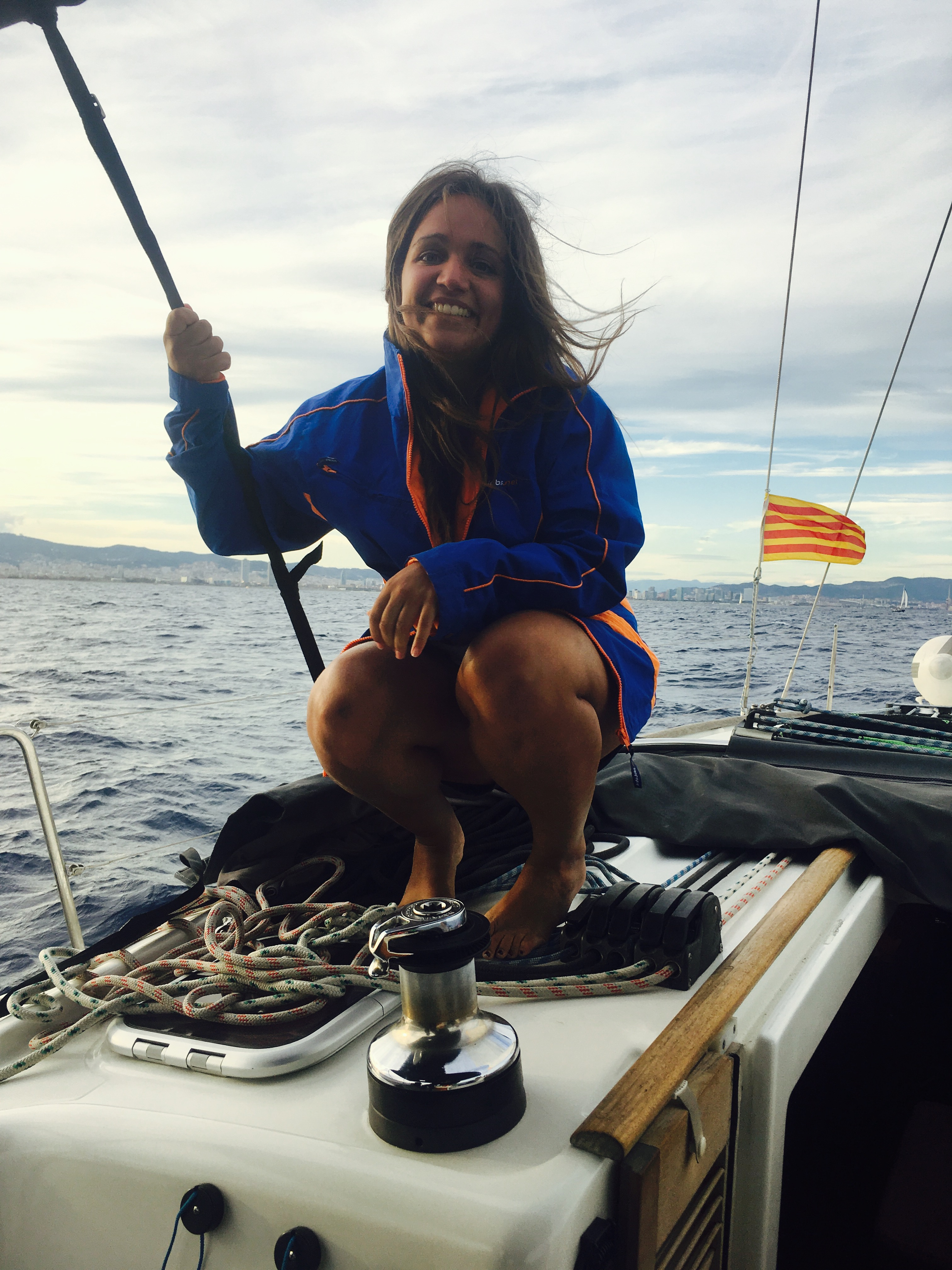 Andrea Hita Sailing