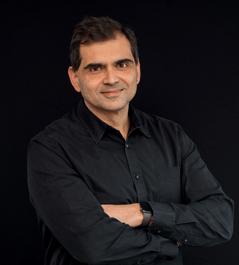 Pantelis Vlachos photo on black 2018