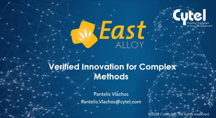 East Alloy Presentation