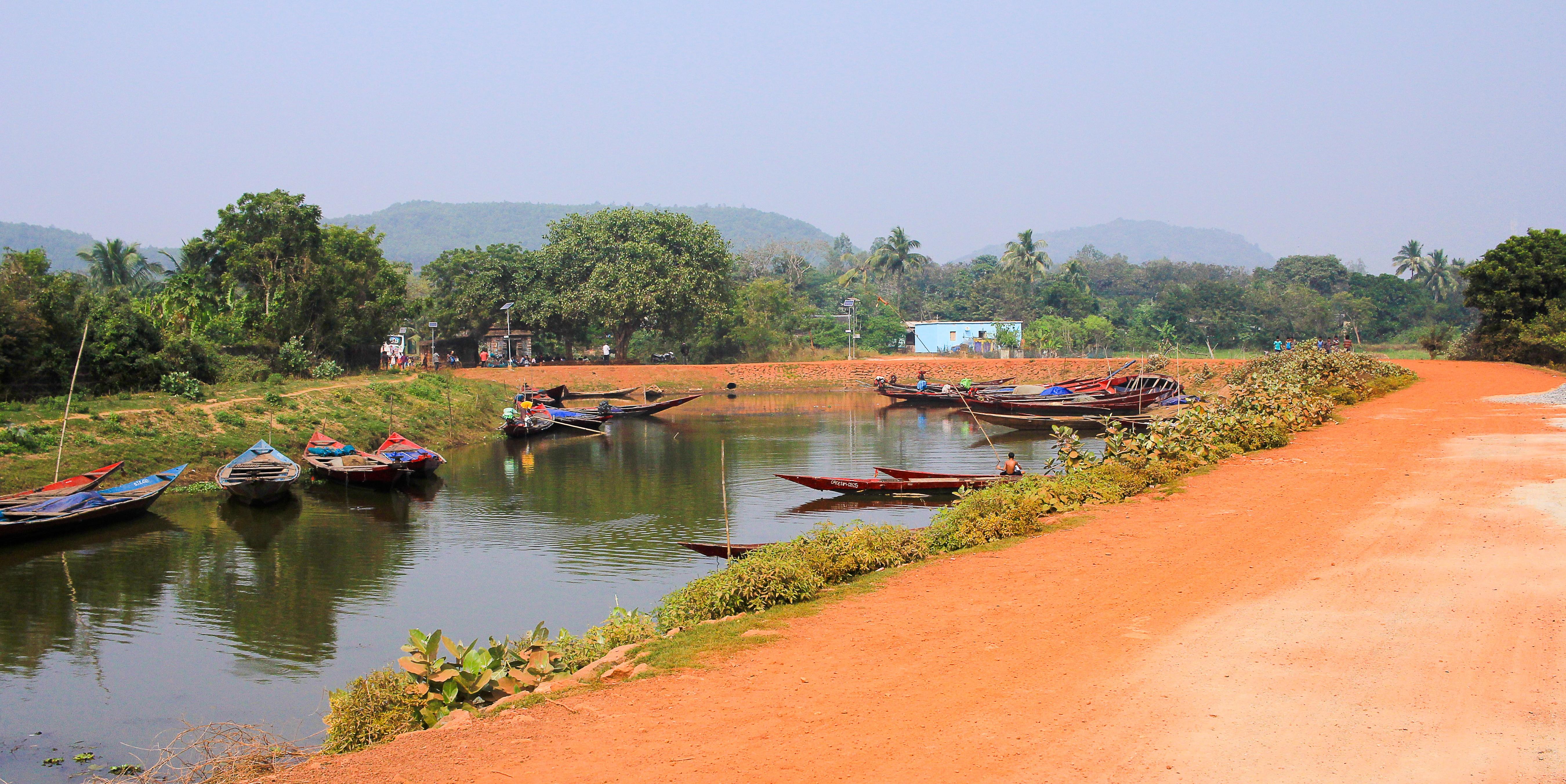 India boats -1