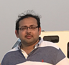 Satrajit_Satrajit Roychoudhury_Headshot