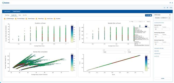Solara screenshot - balancing priorities
