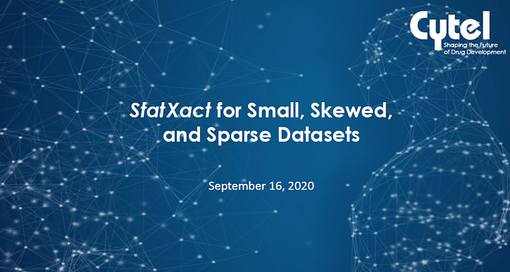 StatXact screengrab