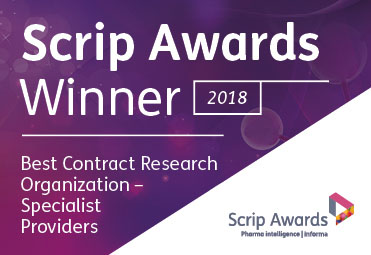 Scrip Awards Finalist