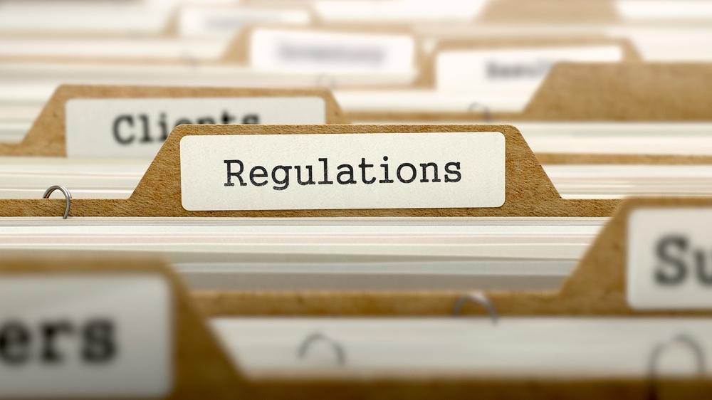 Regulations Concept. Word on Folder Register of Card Index. Selective Focus..jpeg